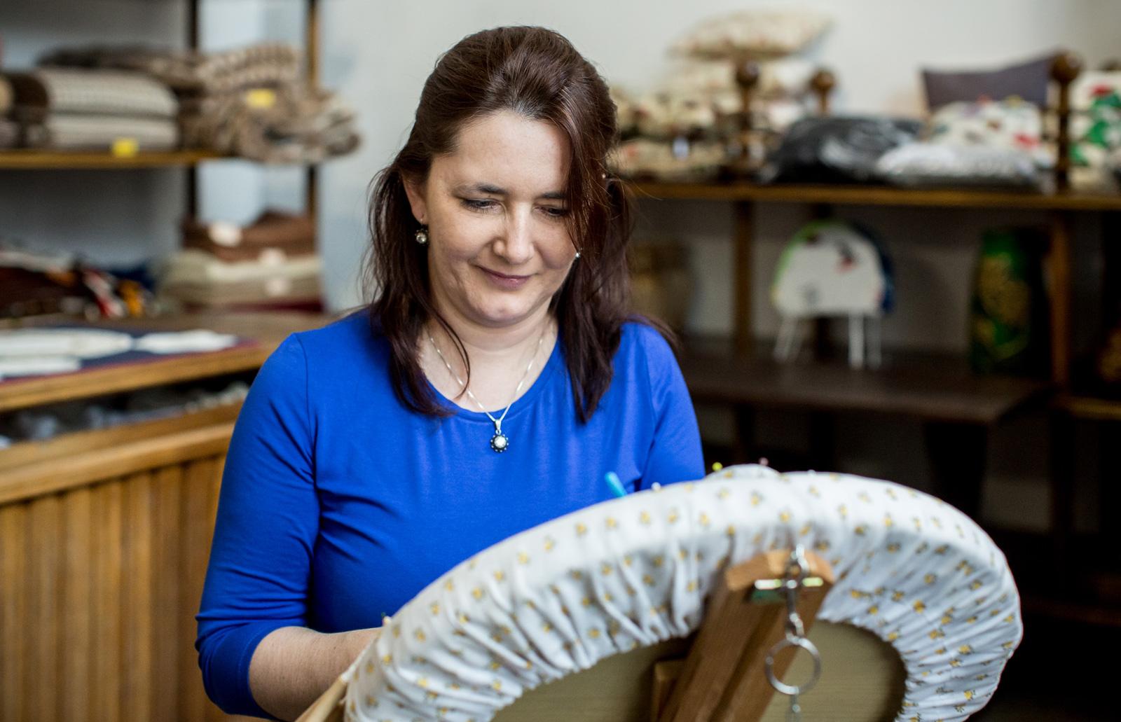 Małgorzata Grochola.
