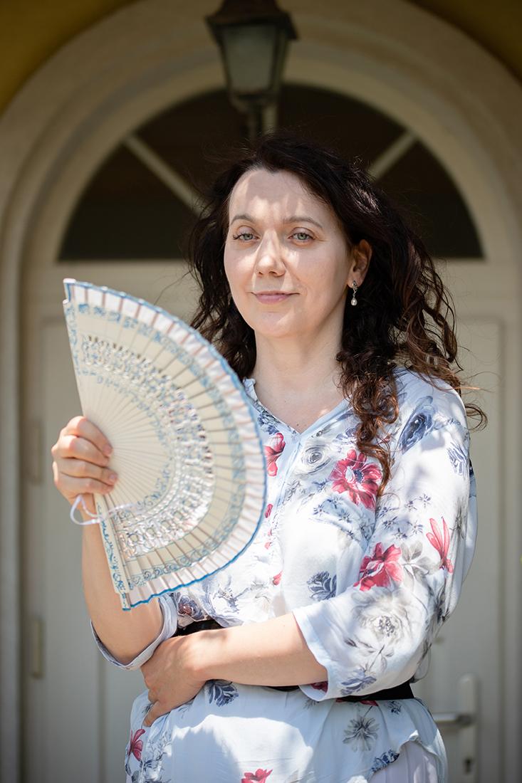 Dorota Markowska-Bochenek, fot. Bartosz Cygan.