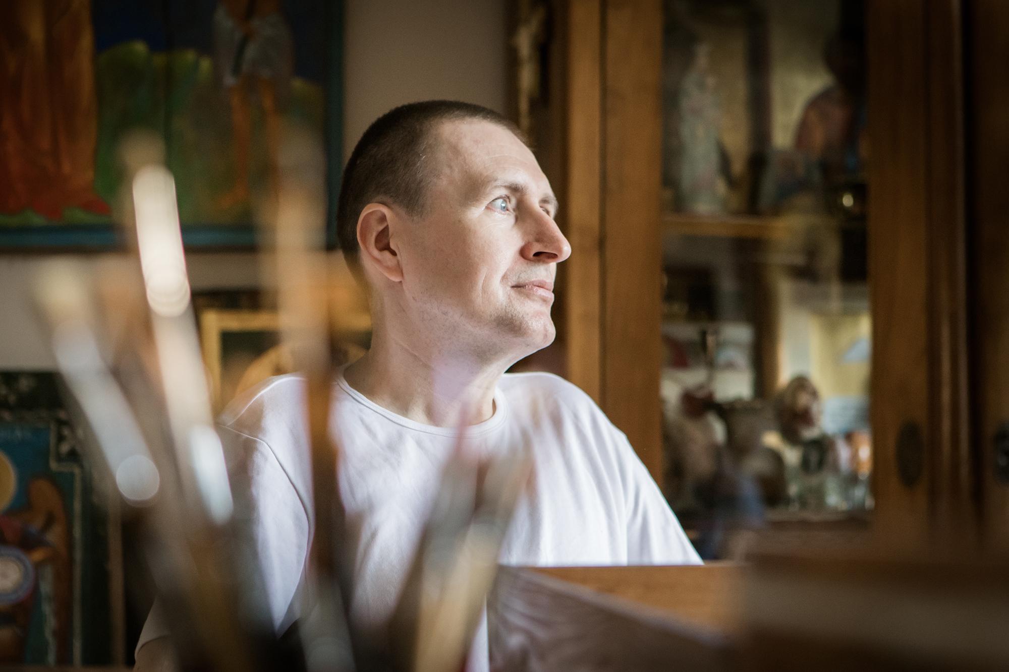 Robert Rumin, fot. Bartosz Cygan © Rzeczy Piękne