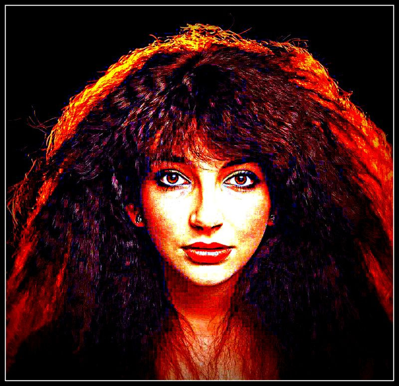 Kate Bush, foto © Stephen Luff, Creative Commons