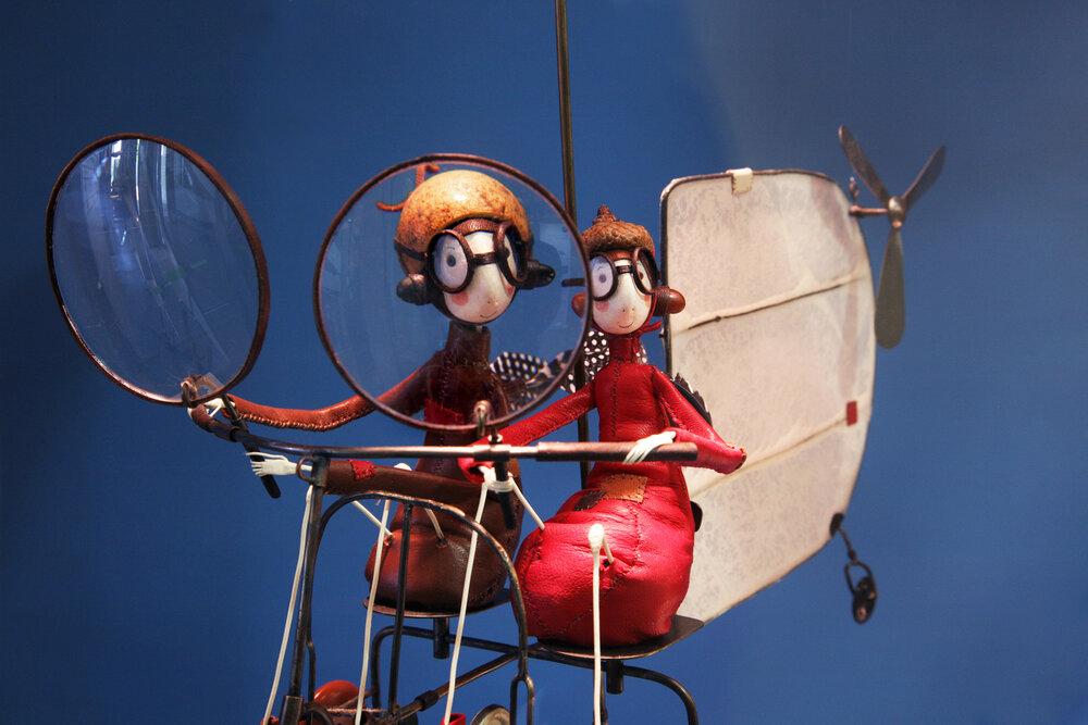 Flying Fairies © Samantha Bryan